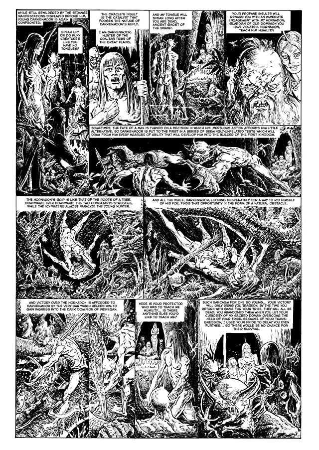 click for super-sized previews of The First Kingdom Vol. 1: The Birth of Tundran