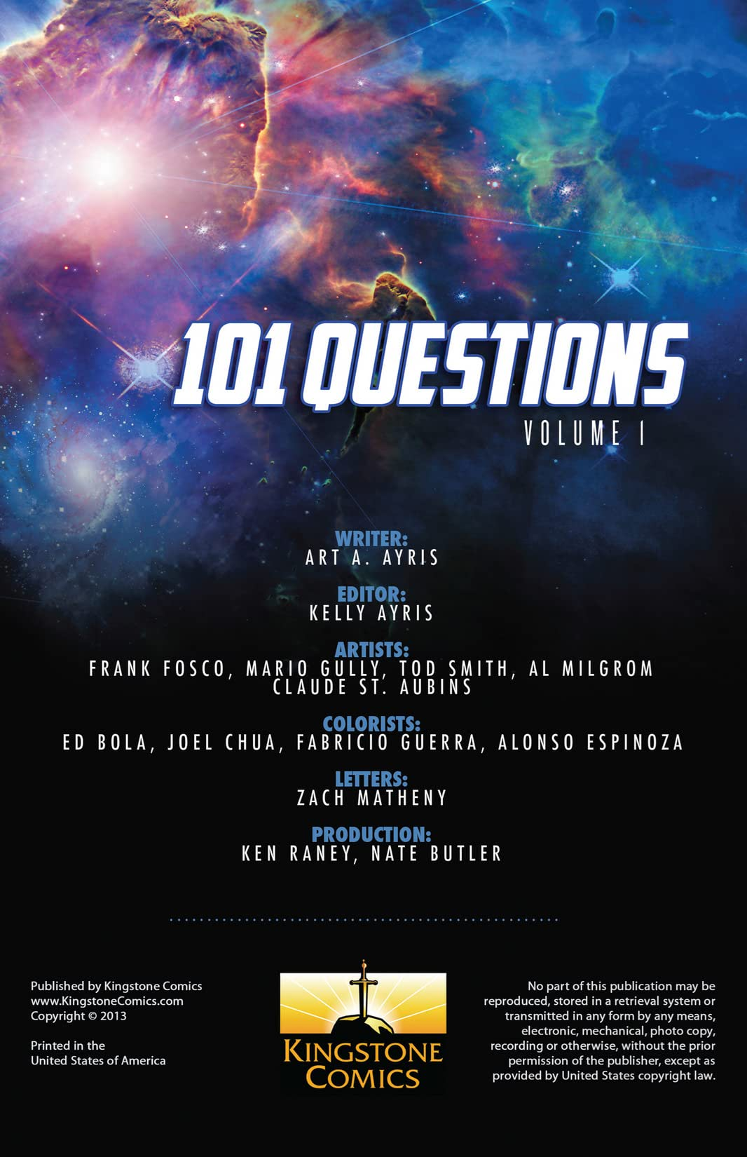 101 Questions About The Bible & Christianity