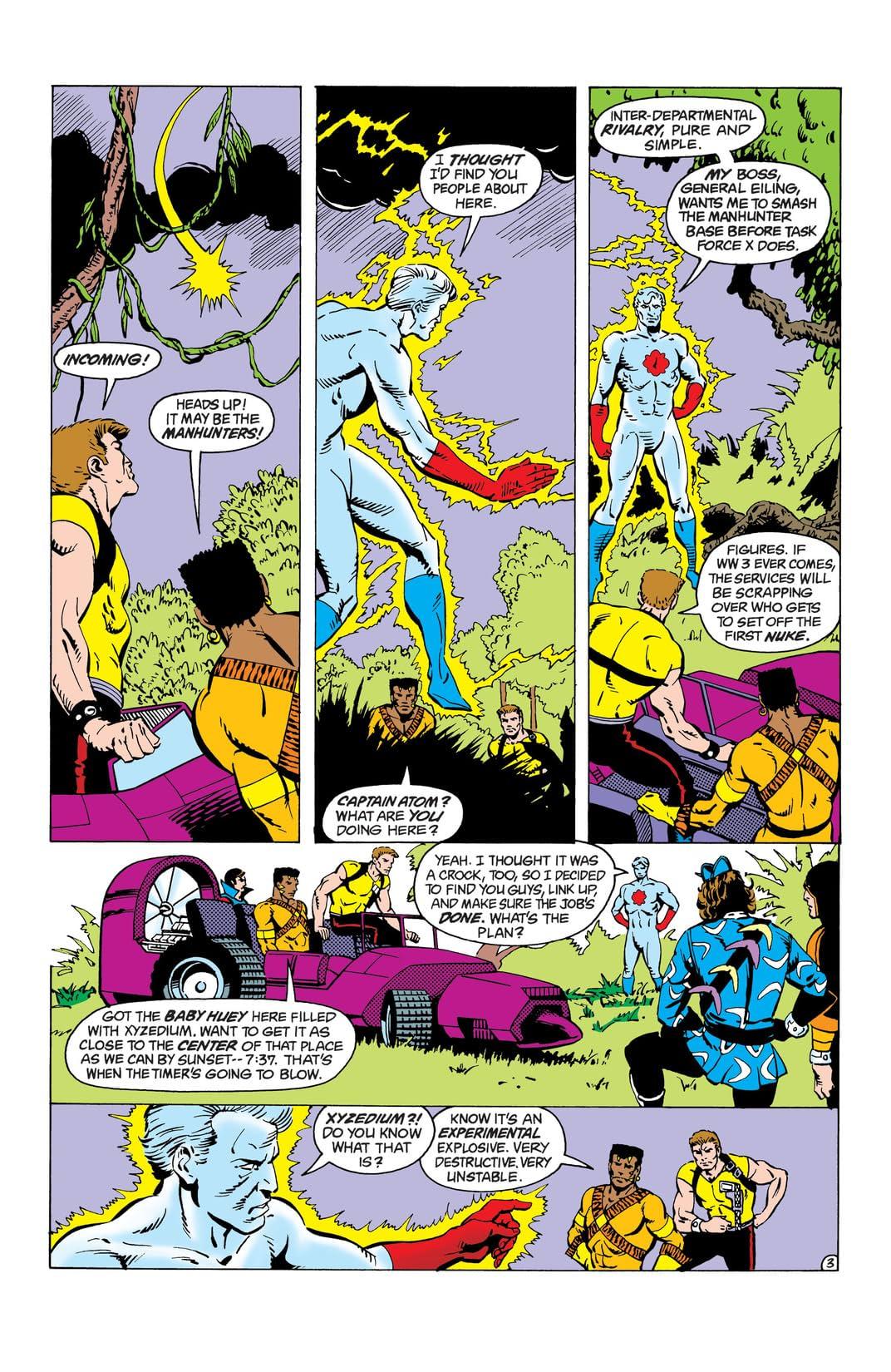 Suicide Squad (1987-1992) Vol. 2: The Nightshade Odyssey