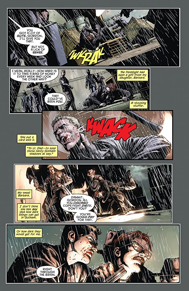 click for super-sized previews of Detective Comics (2011-) #25
