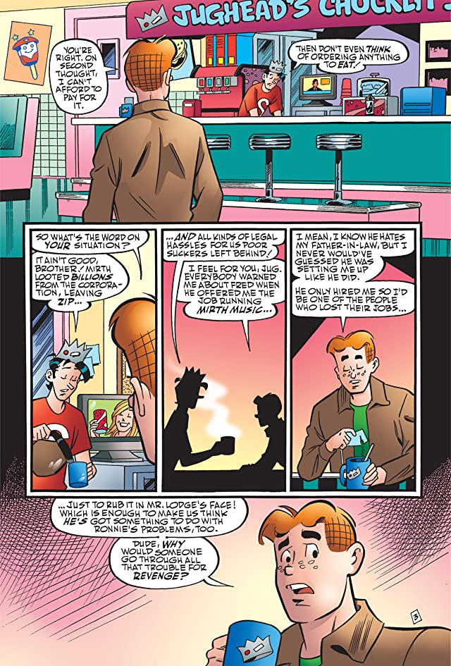 Life With Archie #31