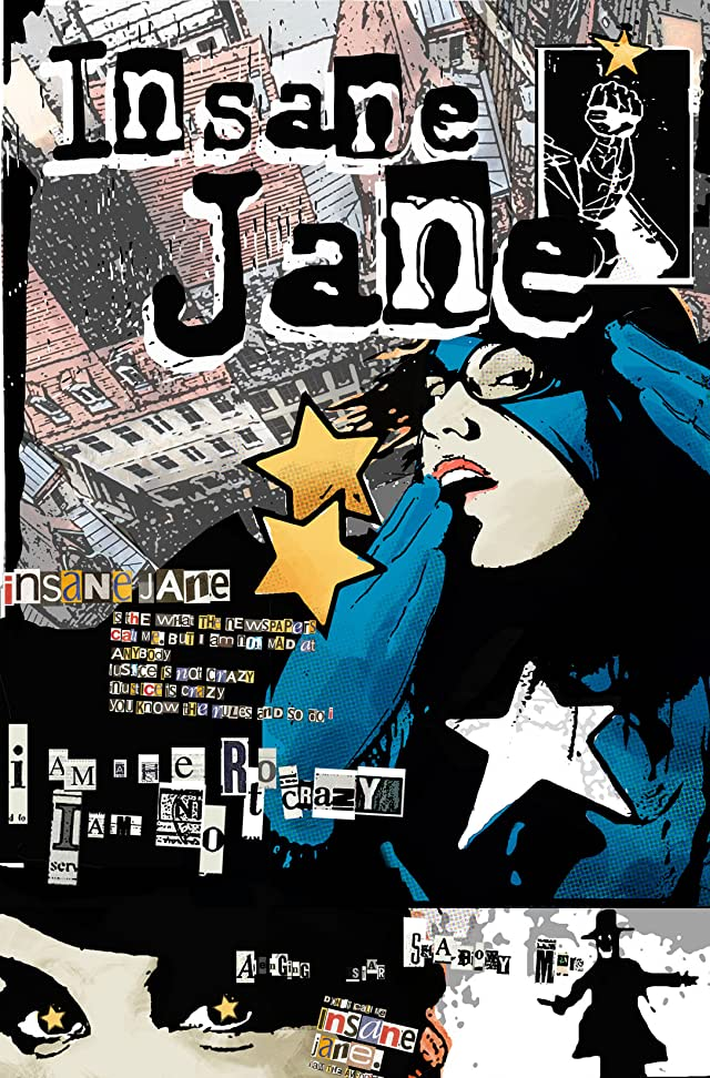 click for super-sized previews of Insane Jane Vol. 1
