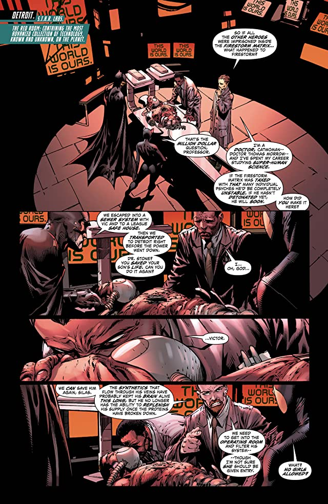 click for super-sized previews of Forever Evil (2013-2014) #3