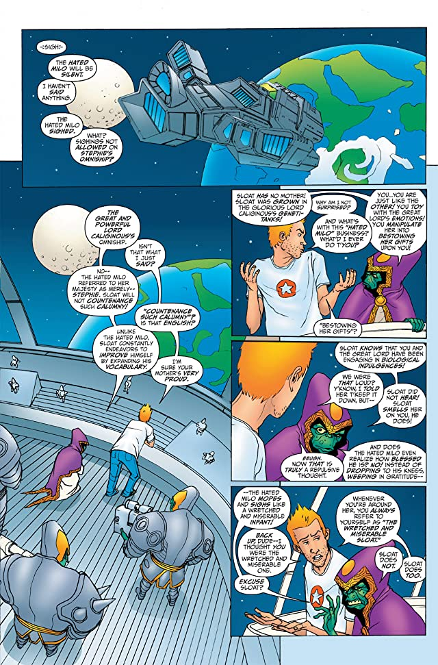 click for super-sized previews of Hero Squared Vol. 1 #3