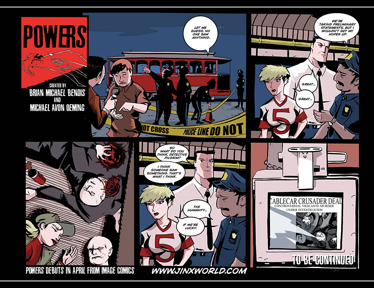 Powers Vol. 1: Who Killed Retro Girl?