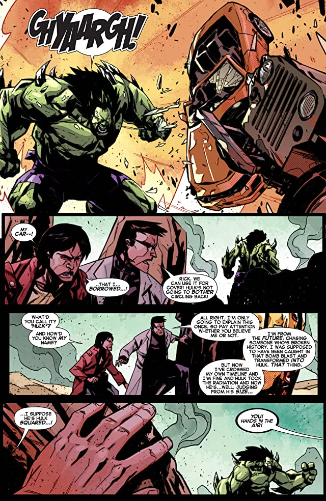 click for super-sized previews of Indestructible Hulk #15