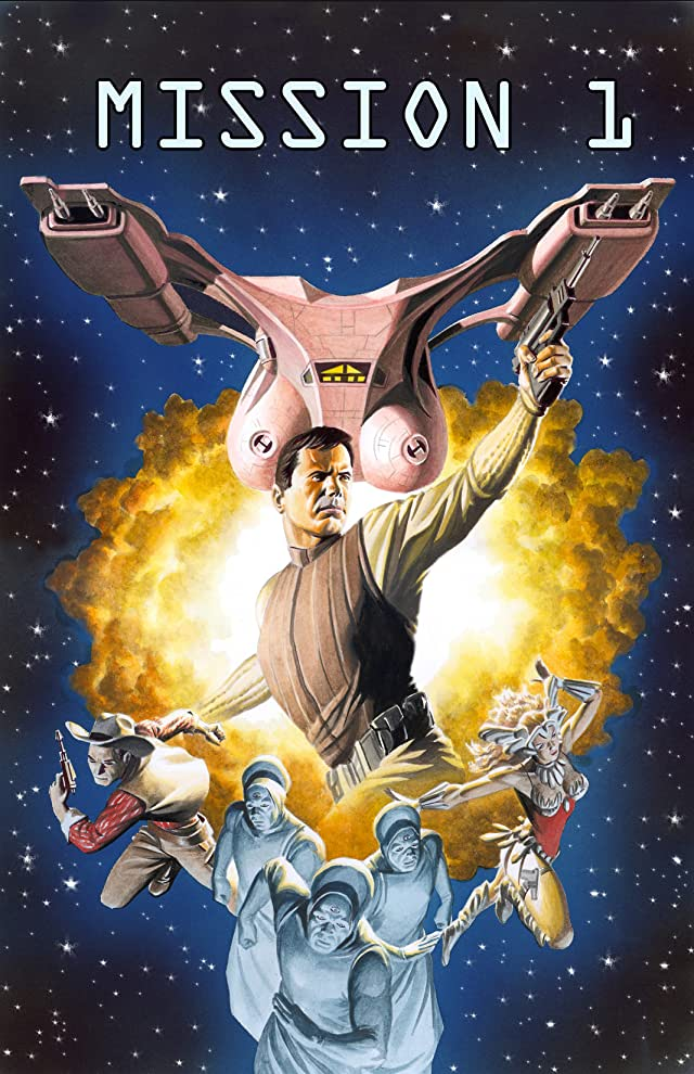 click for super-sized previews of Roger Corman Presents: Battle Amongst the Stars