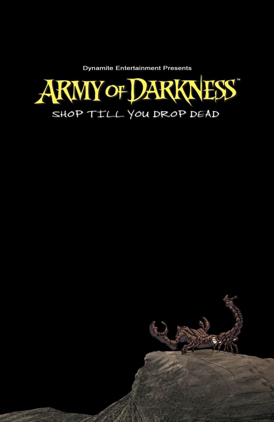 Army of Darkness Vol. 2: Shop Til You Drop Dead