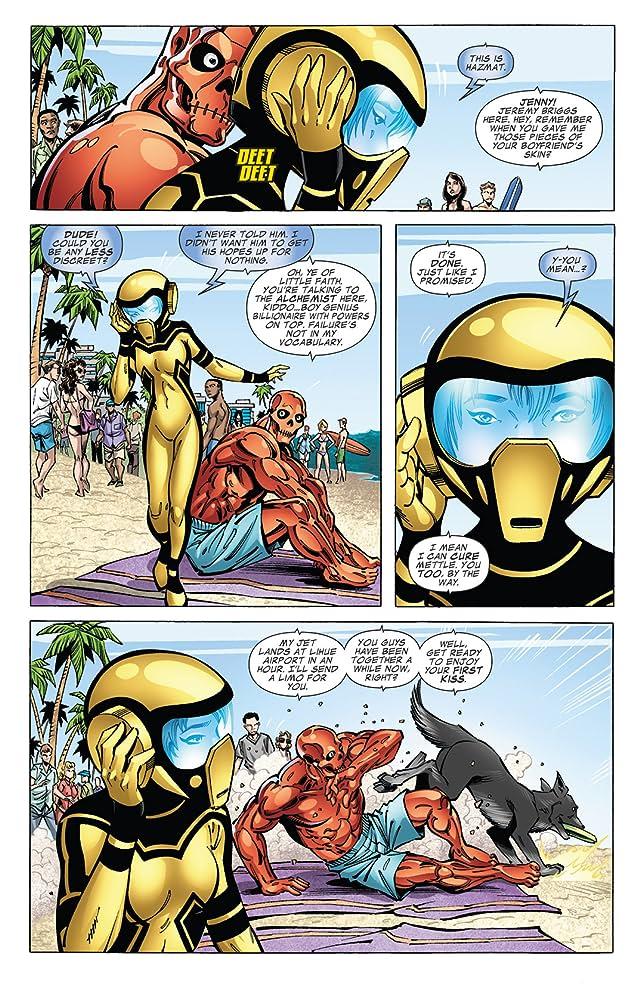Avengers Academy: Final Exams