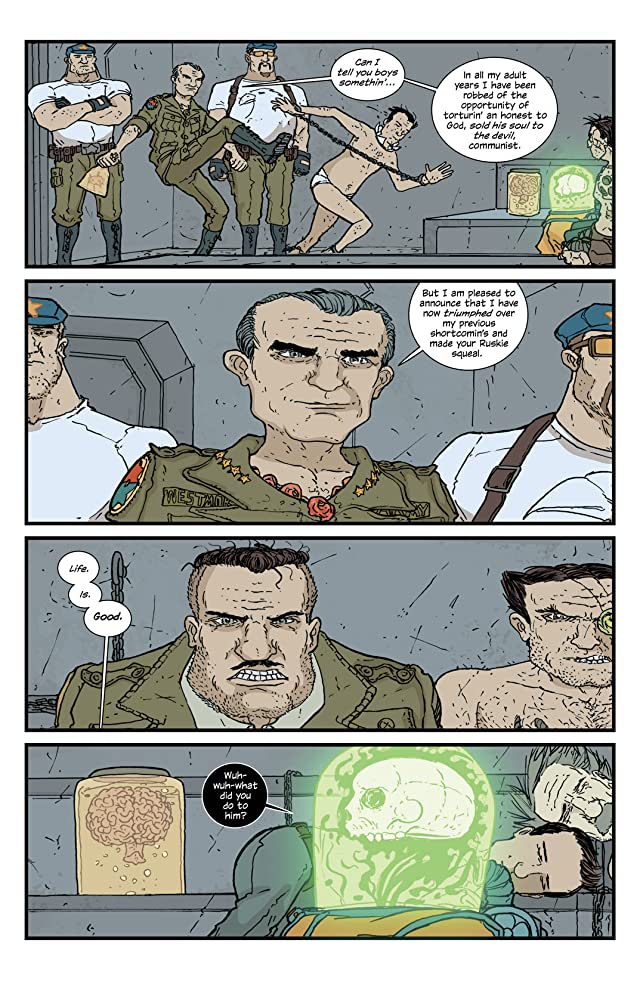 click for super-sized previews of The Manhattan Projects #16