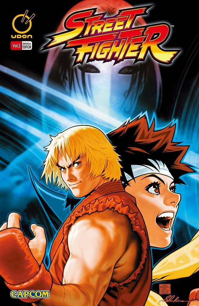 Street Fighter Vol. 2
