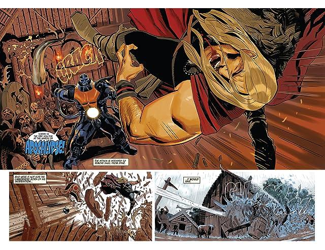 Uncanny Avengers Vol. 2: The Apocalypse Twins
