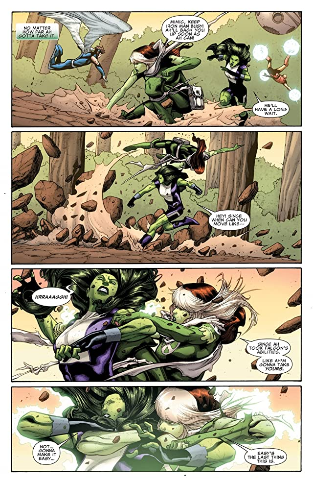 click for super-sized previews of Avengers vs. X-Men: X-Men Legacy