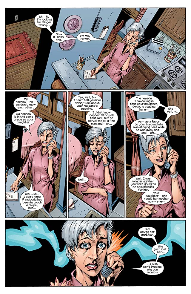 click for super-sized previews of Ultimate Spider-Man (2000-2009) #32