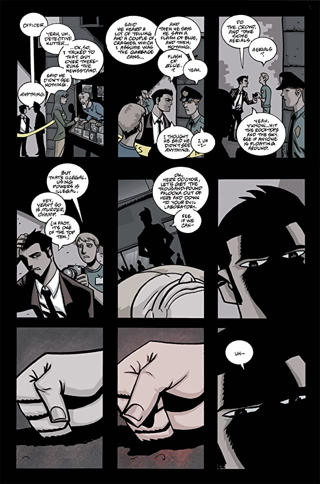 Powers Vol. 8: Legends