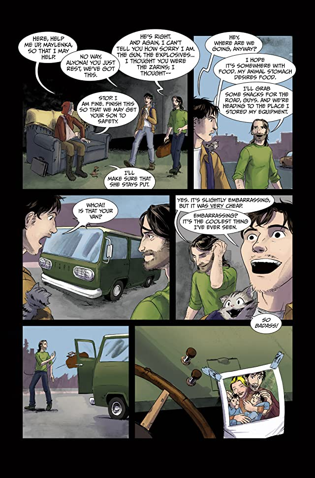 click for super-sized previews of Ehmm Theory #4 (of 4)
