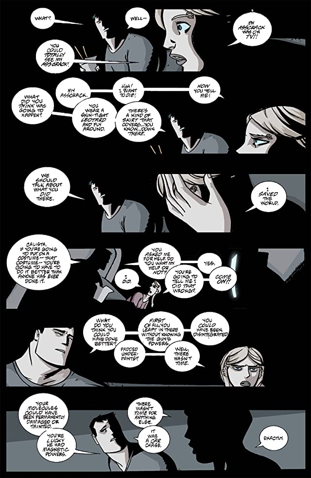 Powers Vol. 9: Psychotic