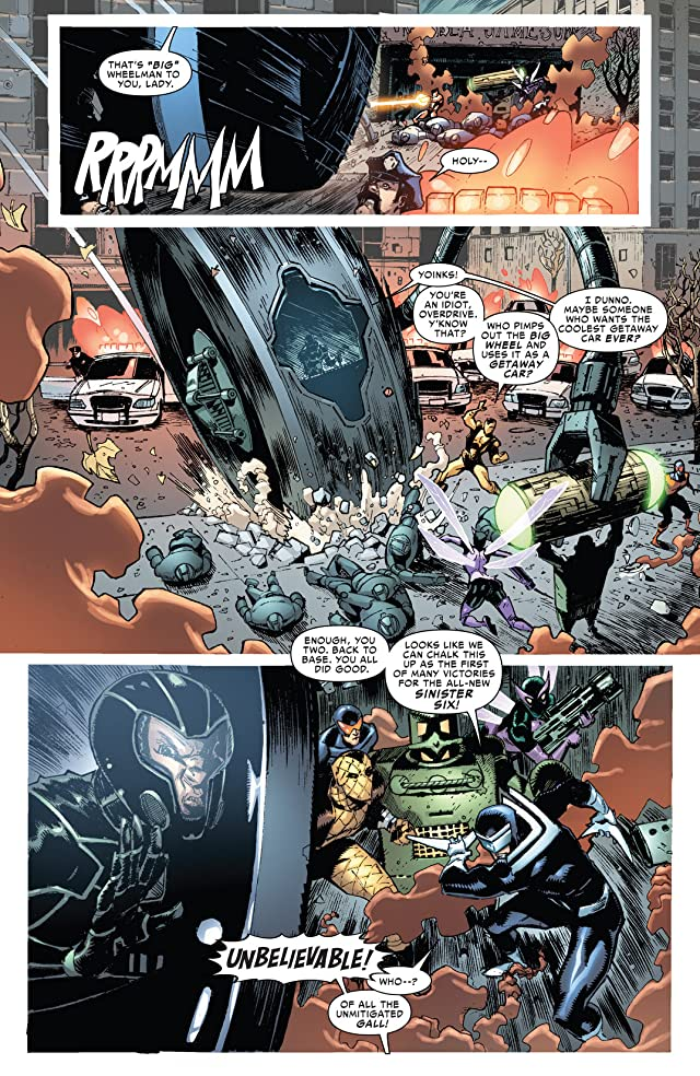 click for super-sized previews of Superior Spider-Man Vol. 1: My Own Worst Enemy