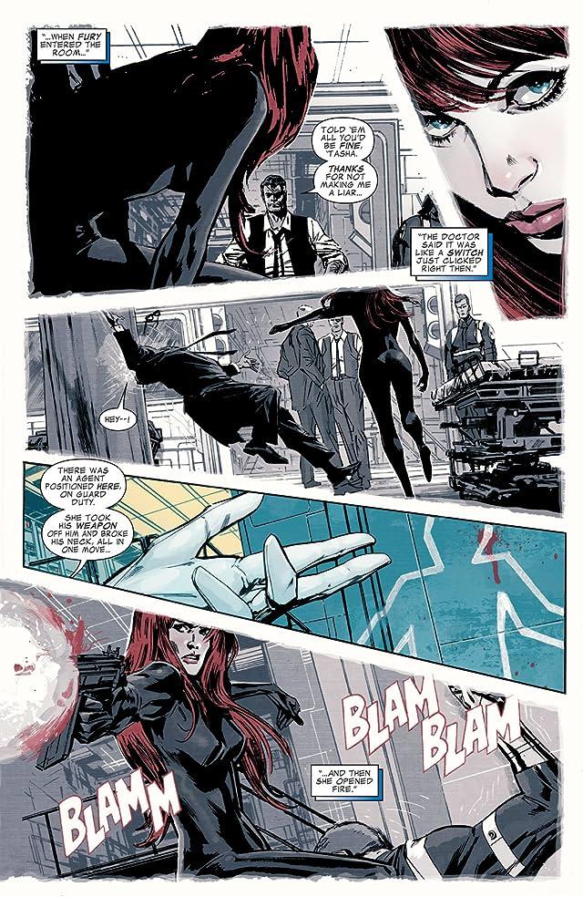 Winter Soldier Vol. 3: Black Widow Hunt