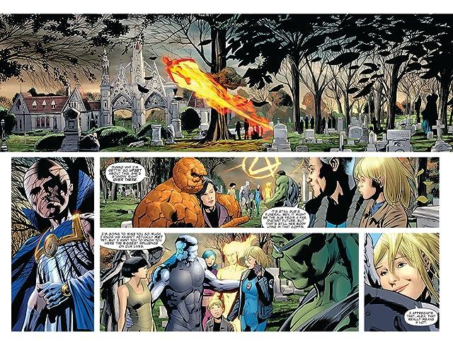 Fantastic Four: Masters of Doom