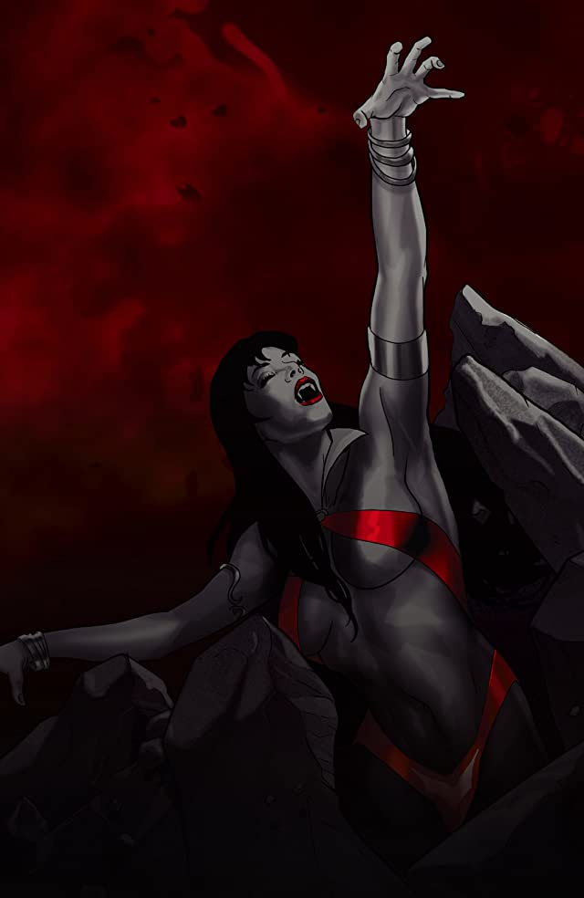 Vampirella Vol. 4: Inquisition