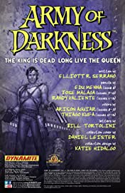 Army of Darkness: Ongoing Vol. 2: The King Is Dead Long Live the Queen