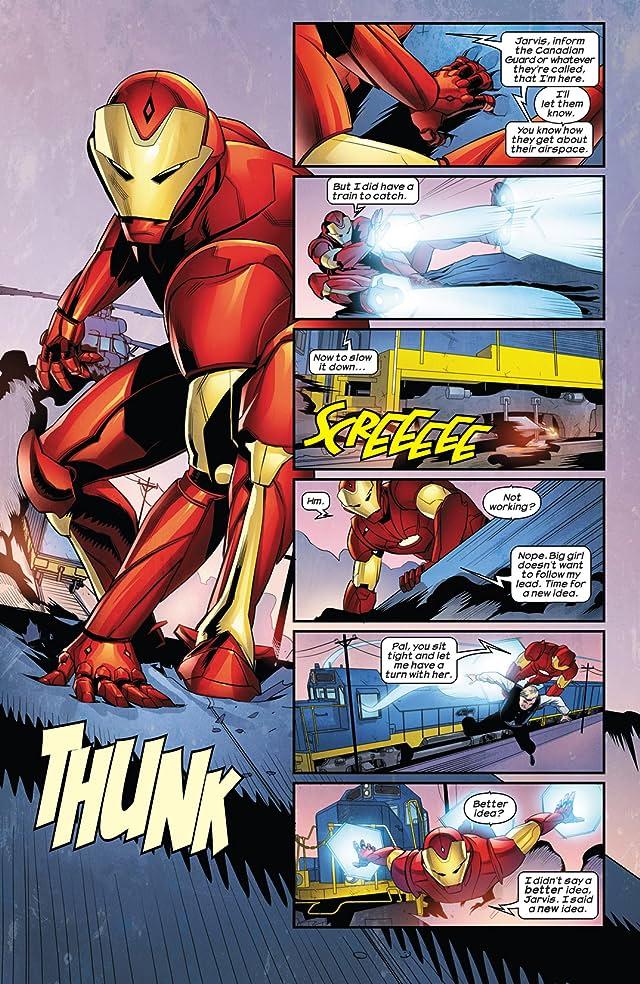 Ultimate Comics Iron Man