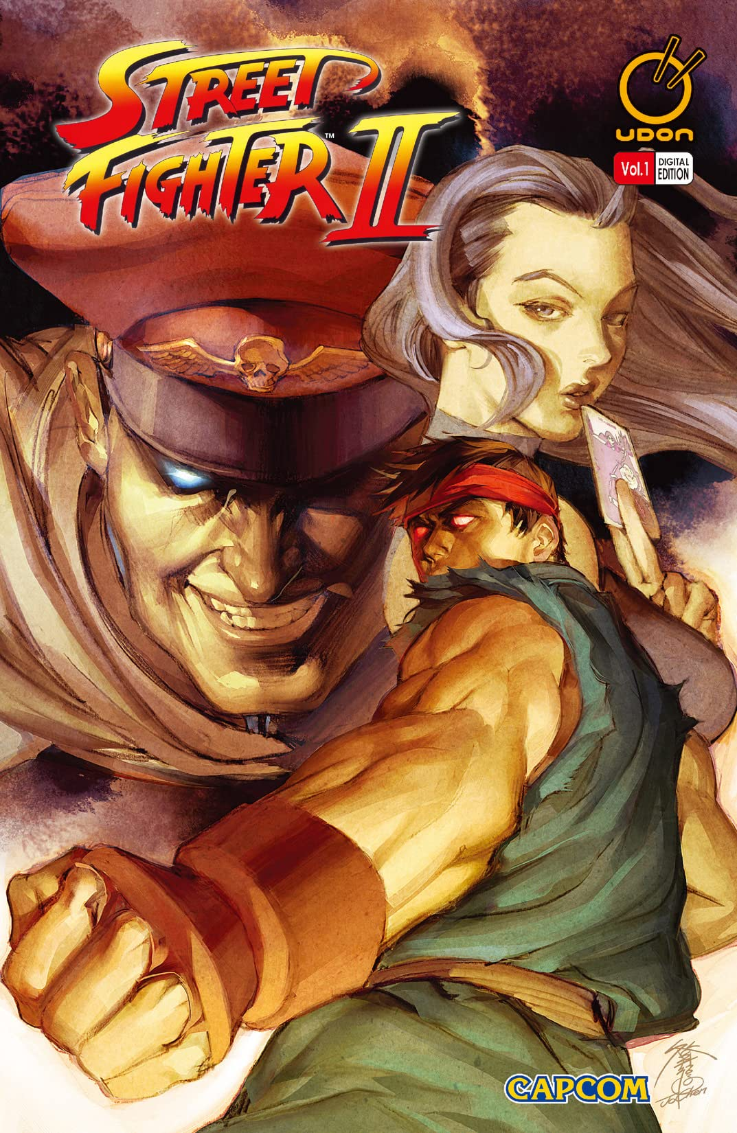 Street Fighter II Vol. 1