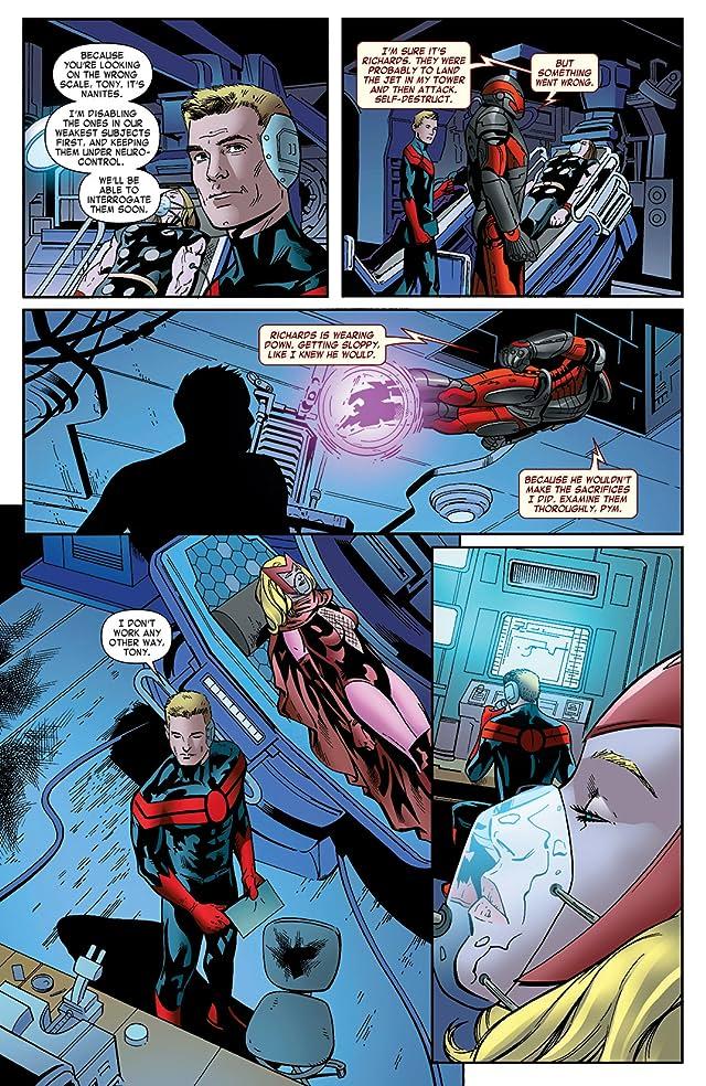Dark Avengers: Masters of Evil
