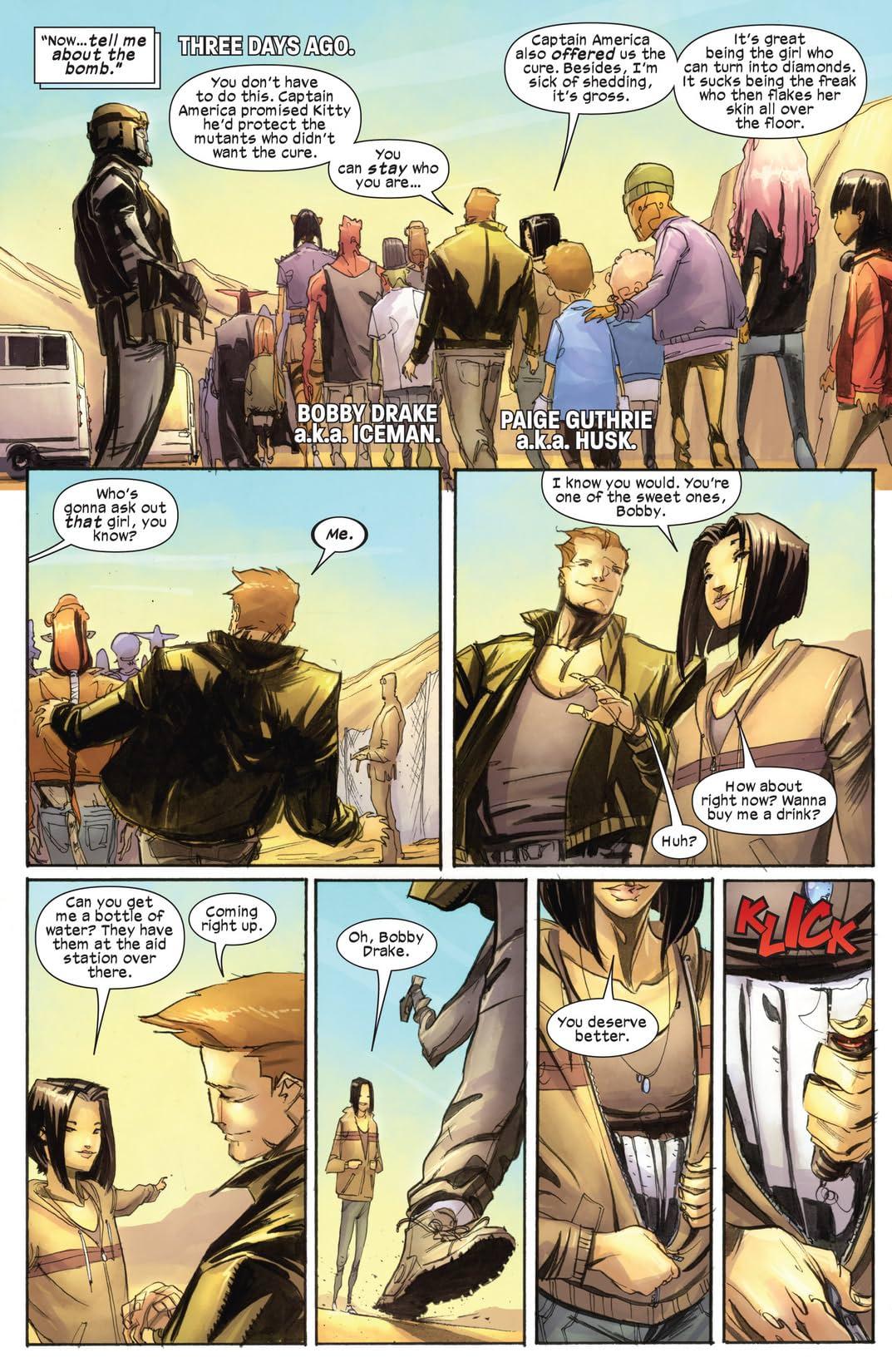 Ultimate Comics X-Men By Brian Wood Vol. 1