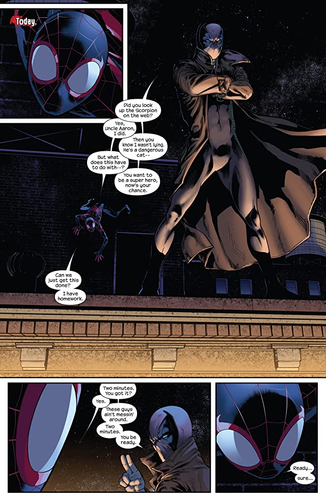 Ultimate Comics Spider-Man by Brian Michael Bendis Vol. 3