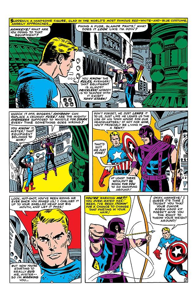 Avengers Masterworks Vol. 3