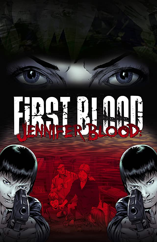 Jennifer Blood: First Blood