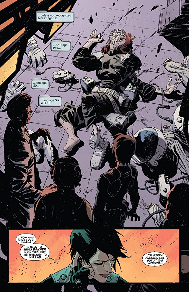 click for super-sized previews of Indestructible Hulk Vol. 3: S.M.A.S.H. Time