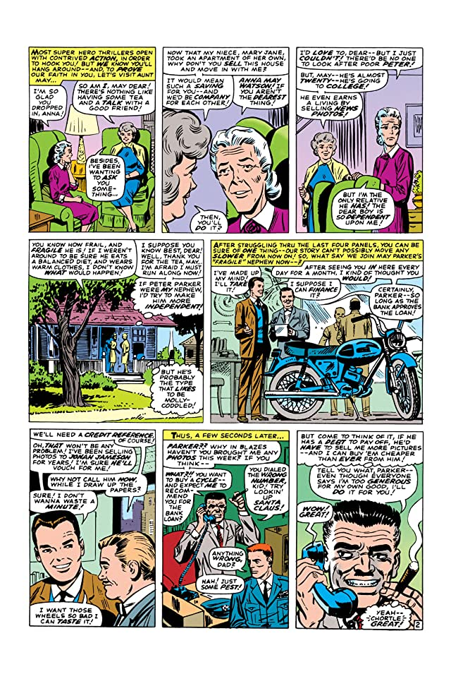 Amazing Spider-Man Masterworks Vol. 5