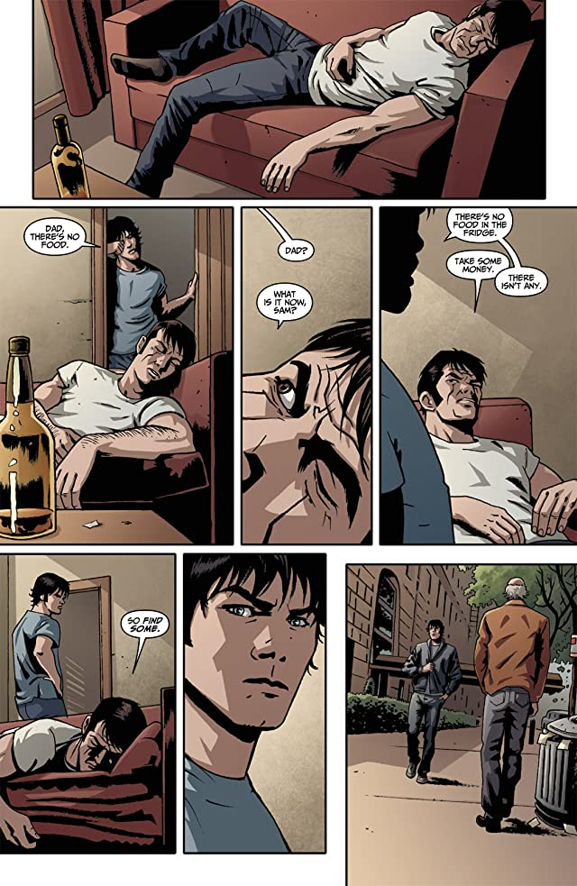 click for super-sized previews of Supernatural: Beginning's End #4
