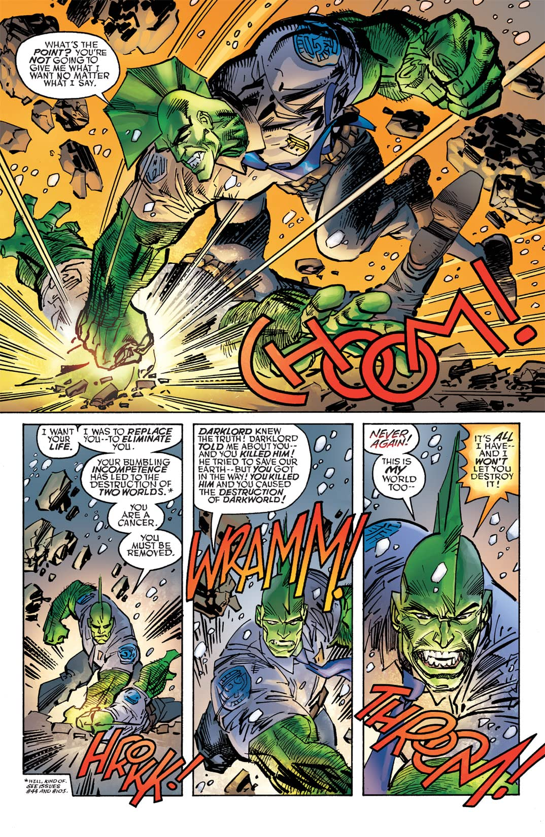 Savage Dragon #156