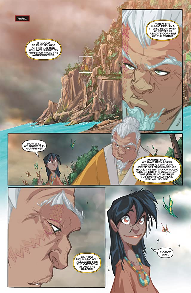 Soulfire: New World Order #5 (of 5)