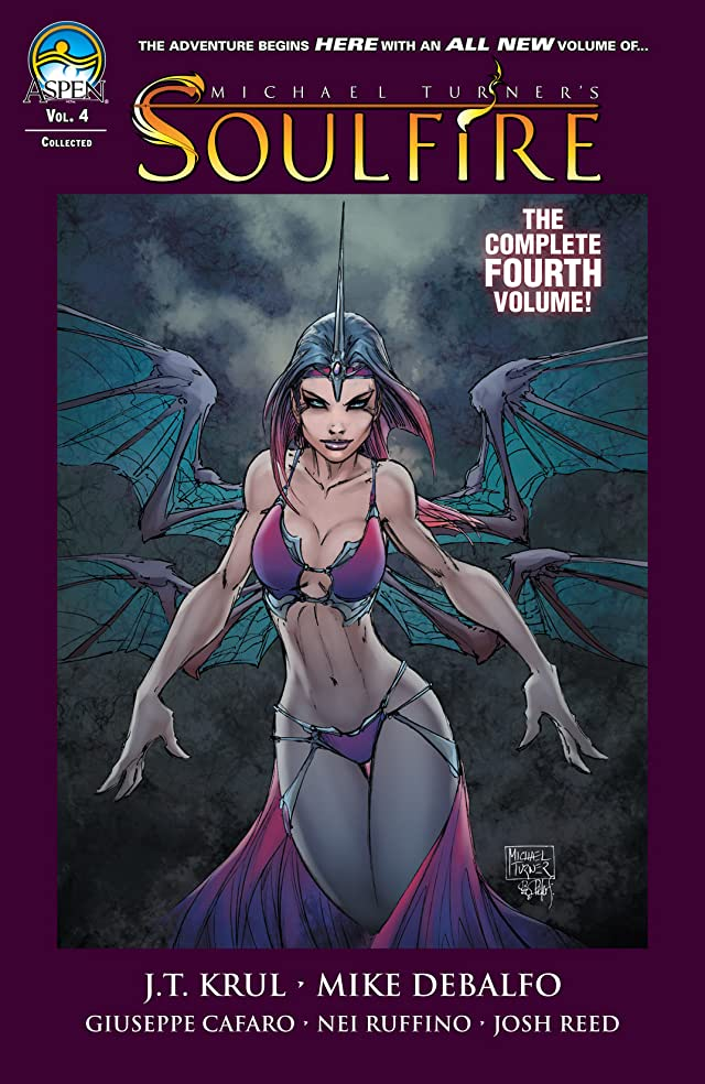 click for super-sized previews of Soulfire Vol. 4