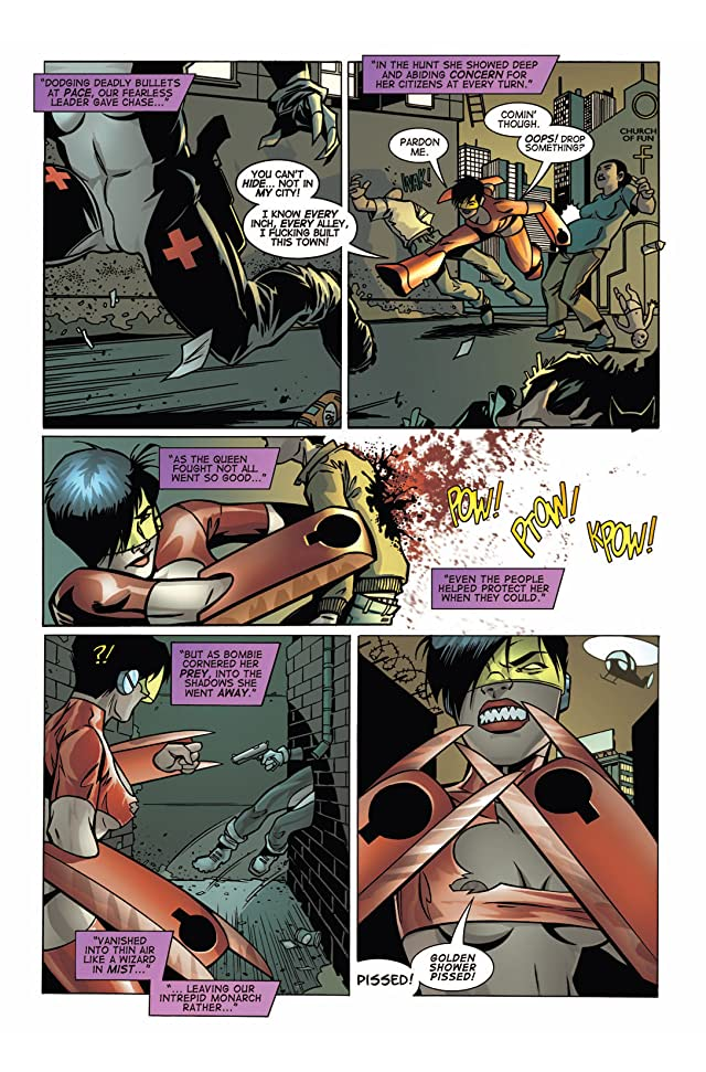 click for super-sized previews of Bomb Queen III #2