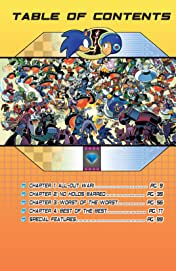 Sonic the Hedgehog/Mega Man: Worlds Collide Vol. 3