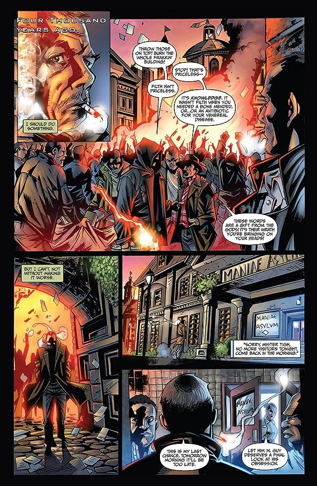Battlestar Galactica: The Final Five #1 (of 4)