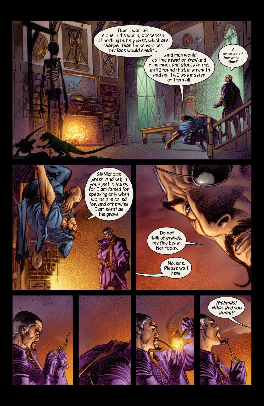 Marvel 1602 #2