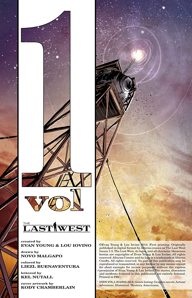 The Last West Vol. 1