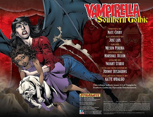 Vampirella: Southern Gothic