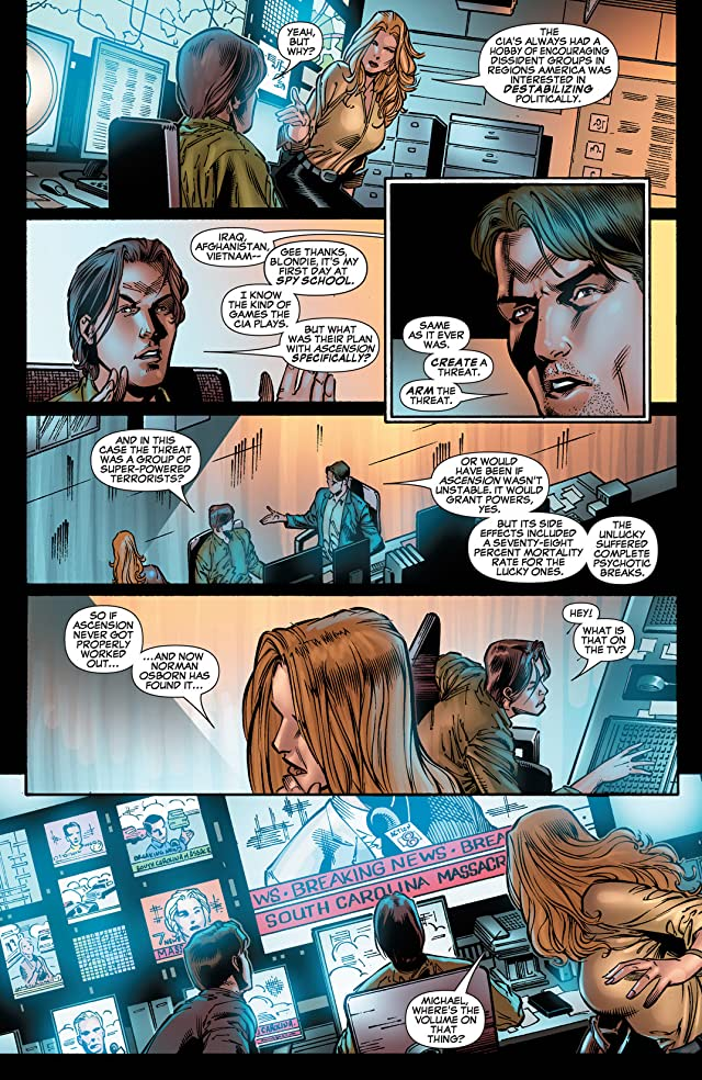 Ms. Marvel Vol. 7: Dark Reign