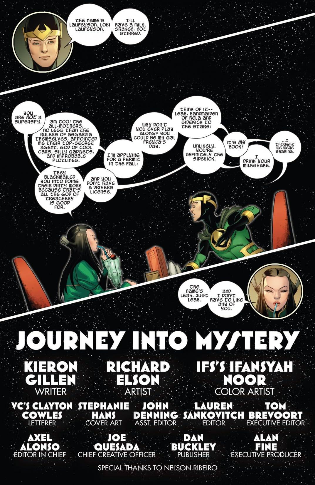 Journey Into Mystery: Manchester Gods