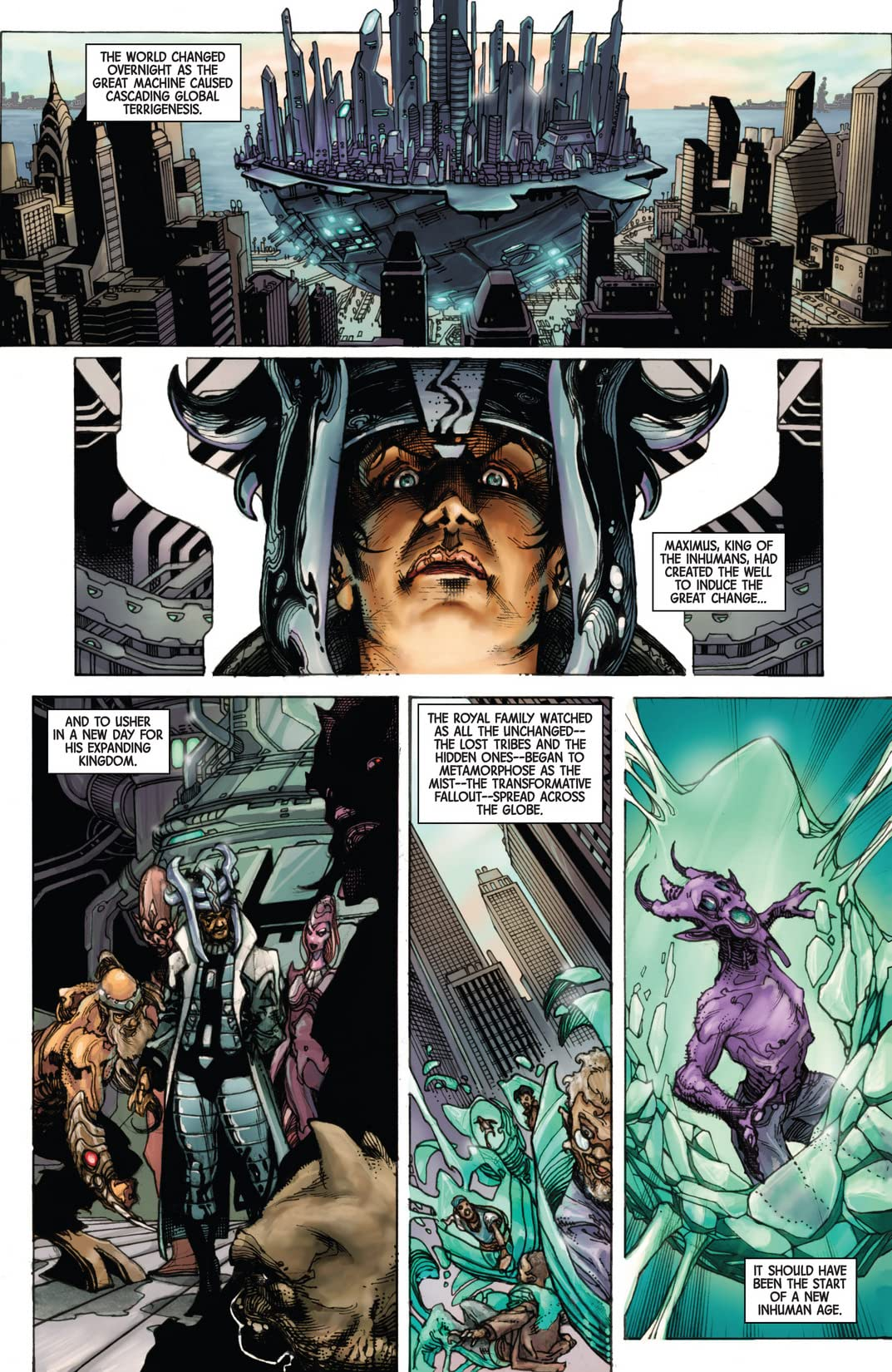 New Avengers Vol. 3: Other Worlds