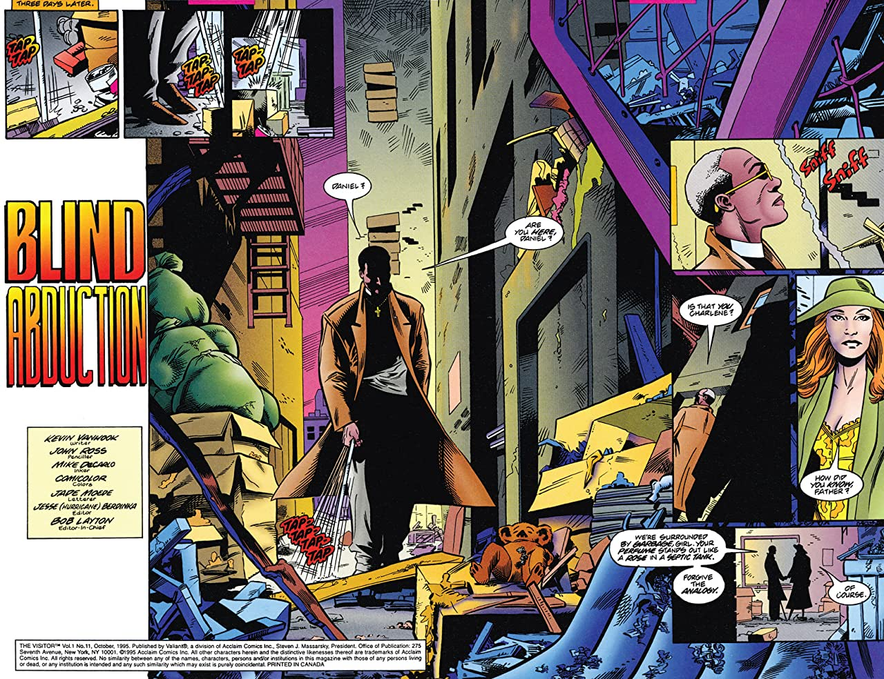 The Visitor (1995) #11