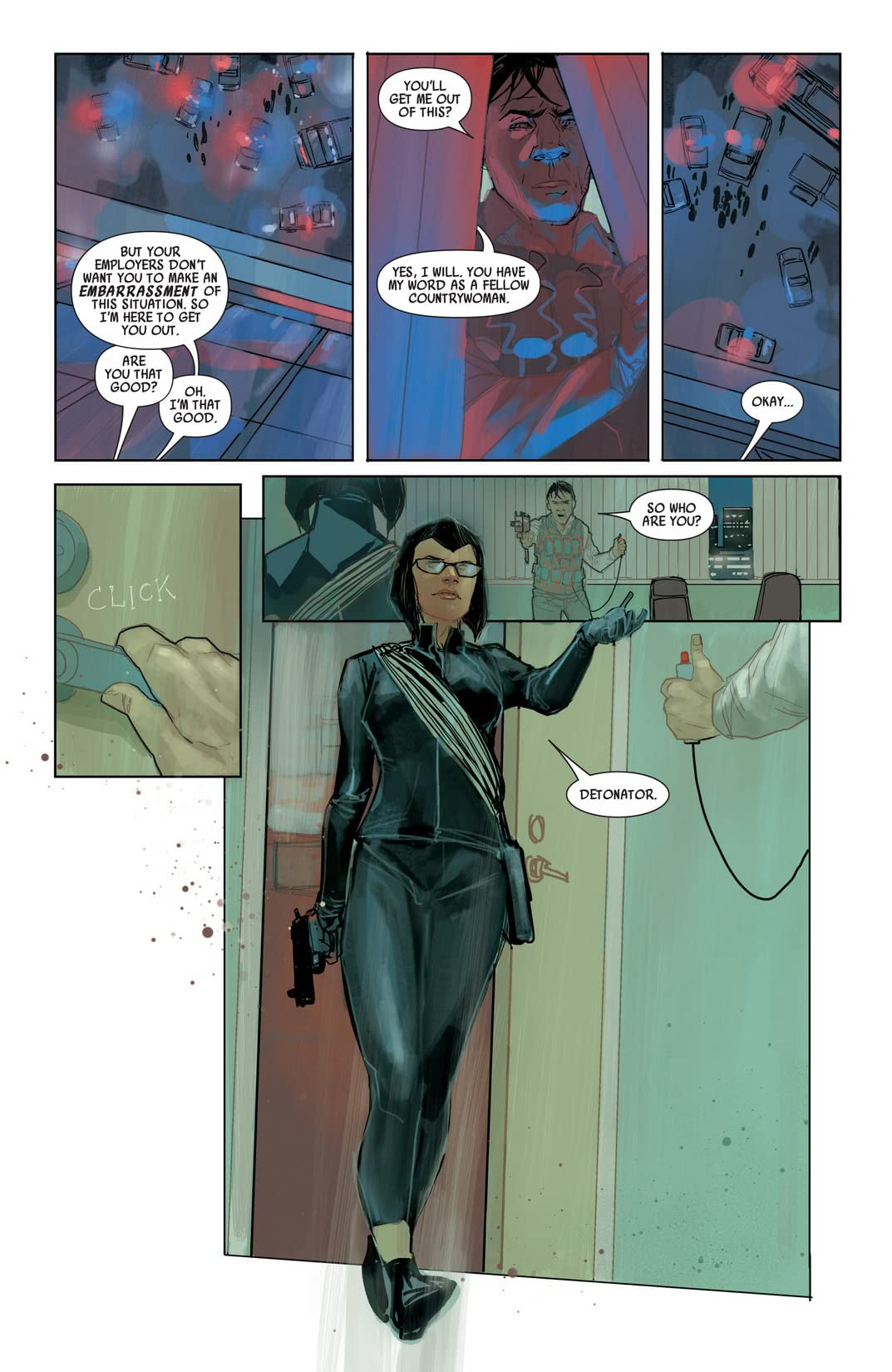 Black Widow Vol. 1: The Finely Woven Thread